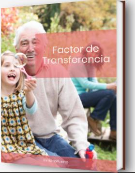 Información Tratamiento Factor de Transferencia